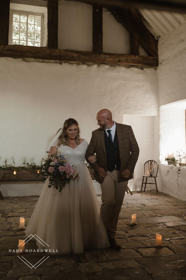 Penarth Fawr Elopement Wedding Photography