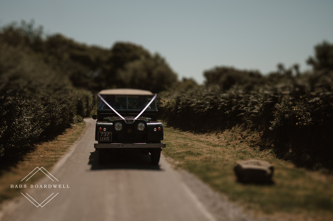 Transport Museum Anglesey Penarth Fawr Elopement Wedding Photography