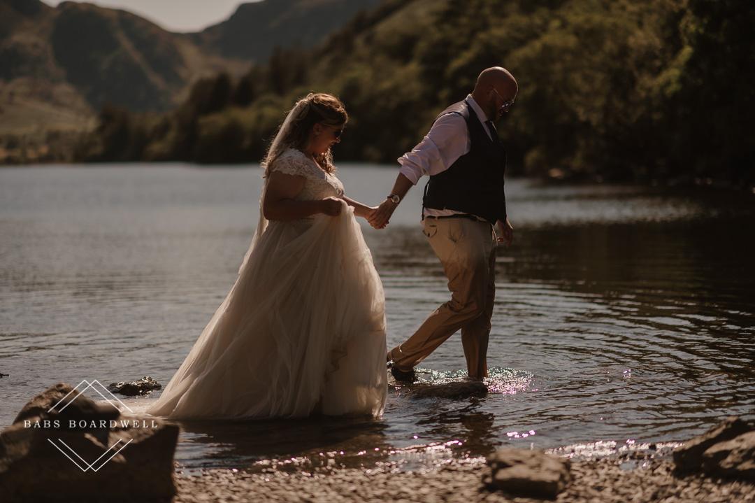 Wedding Photographer North Wales   UK Elopement Photographer